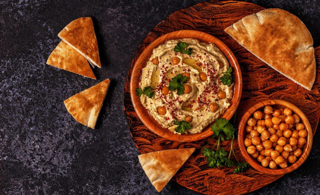 Easy Homemade Hummus - Shah Trading Company