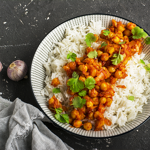 Chana Masala (Chick Pea Curry) Recipes