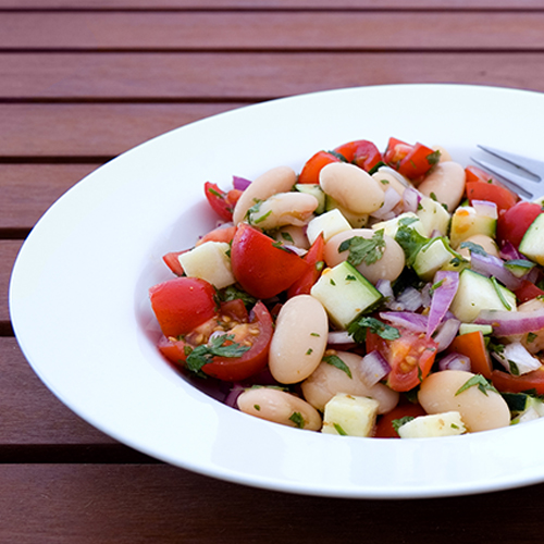Easy Italian Bean Salad recipes